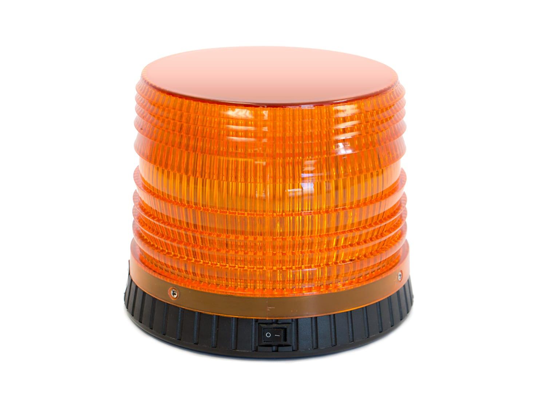BEACON ECE REG 65 LED FLASHING SAFETY WARNING STROBE REG 10 BOLT MOUNT